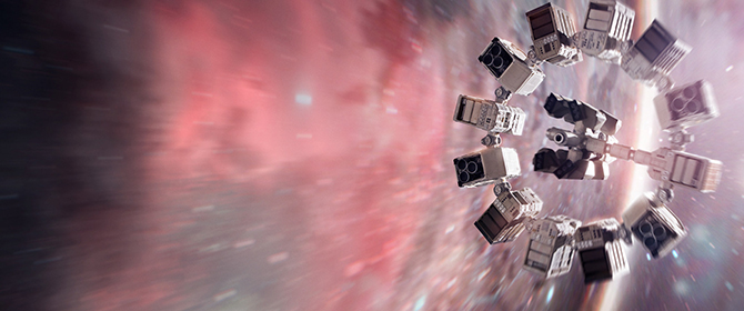 Crítica Interstellar, Christopher Nolan