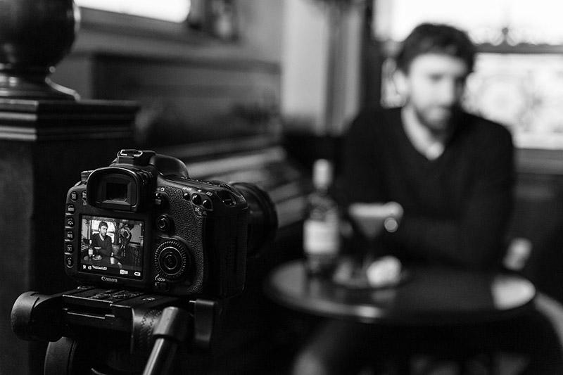 Entrevista Daniel Sánchez Arévalo - Hanky Panky 8