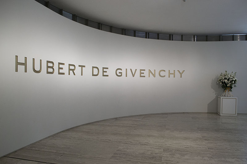 Givenchy, todo tiempo pasado no fue mejor