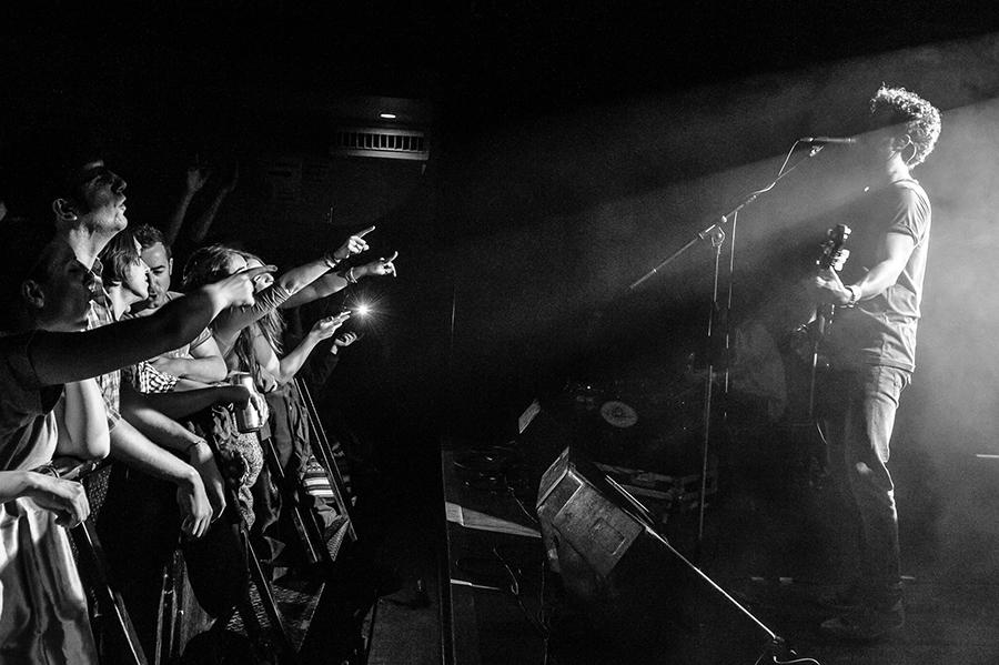 Rock sin subtítulos  - El puchero del hortelano - Foto Angel Tormena