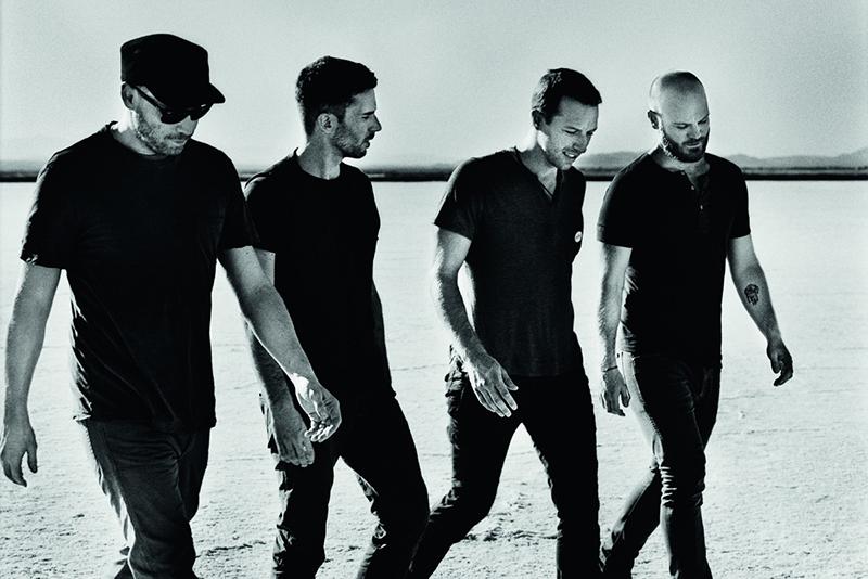 Regalos pre-navideños de Coldplay