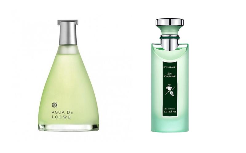 Cosmeticos unisex - Agua de Loewe, Bvlgari