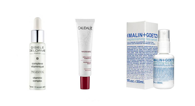 Cosmeticos unisex - Gisèle Delorme, Caudalíe Vinosource, Malin + Goetz