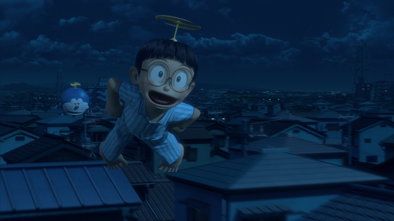 Doraemon Stand By Me, Nobita Marc Clotet