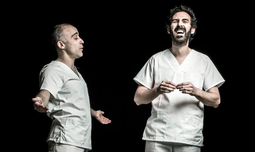 Entrevista teatro - Noé Denia - Camisas de fuerza, Off Latina
