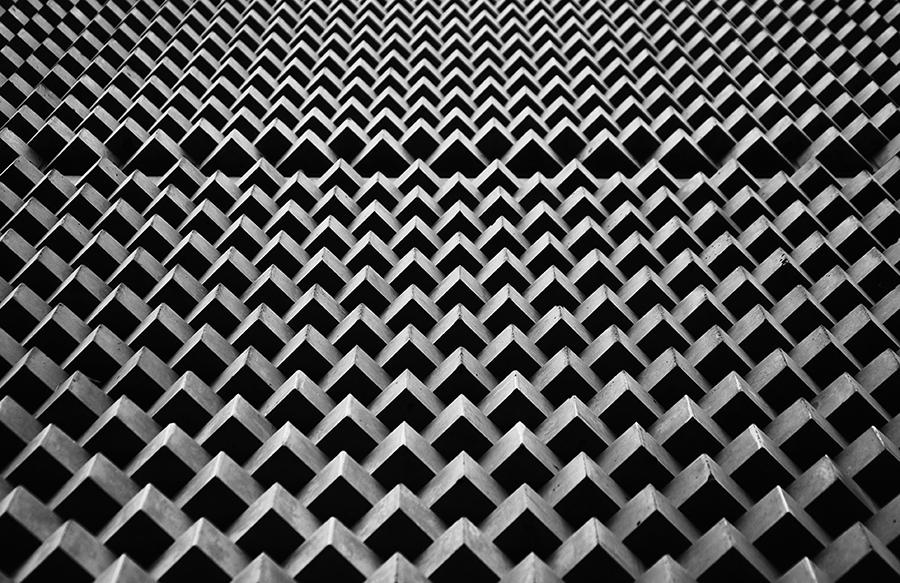 Fotografía Andres Gallardo - Urban Geometry,  JaalProject 1