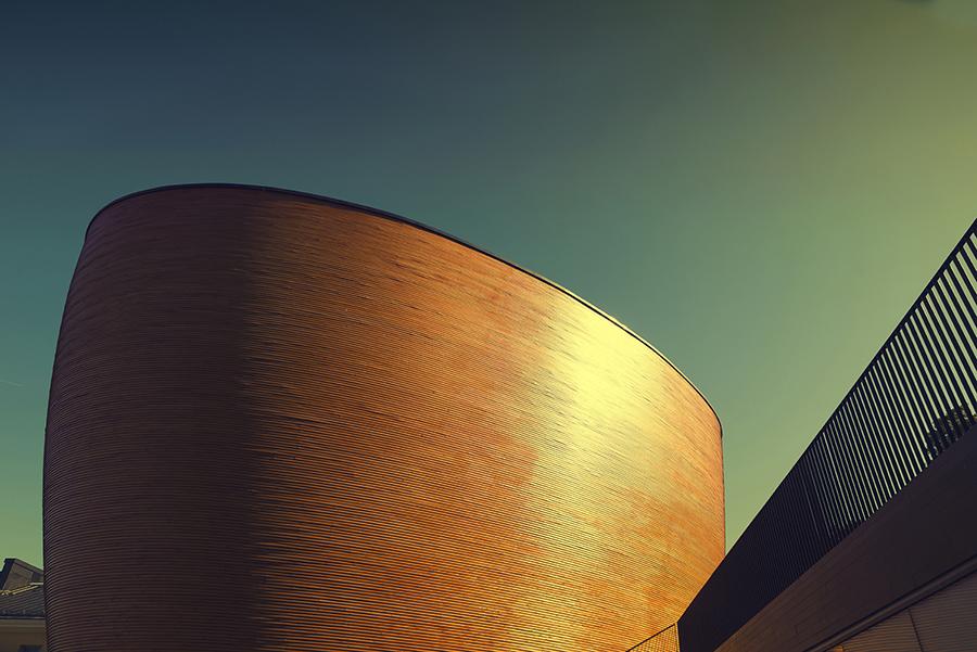 Fotografía Andres Gallardo - Urban Geometry,  JaalProject 14