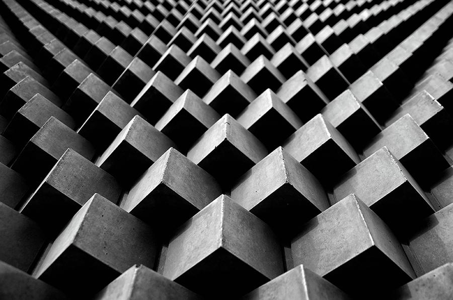 Fotografía Andres Gallardo - Urban Geometry,  JaalProject 2