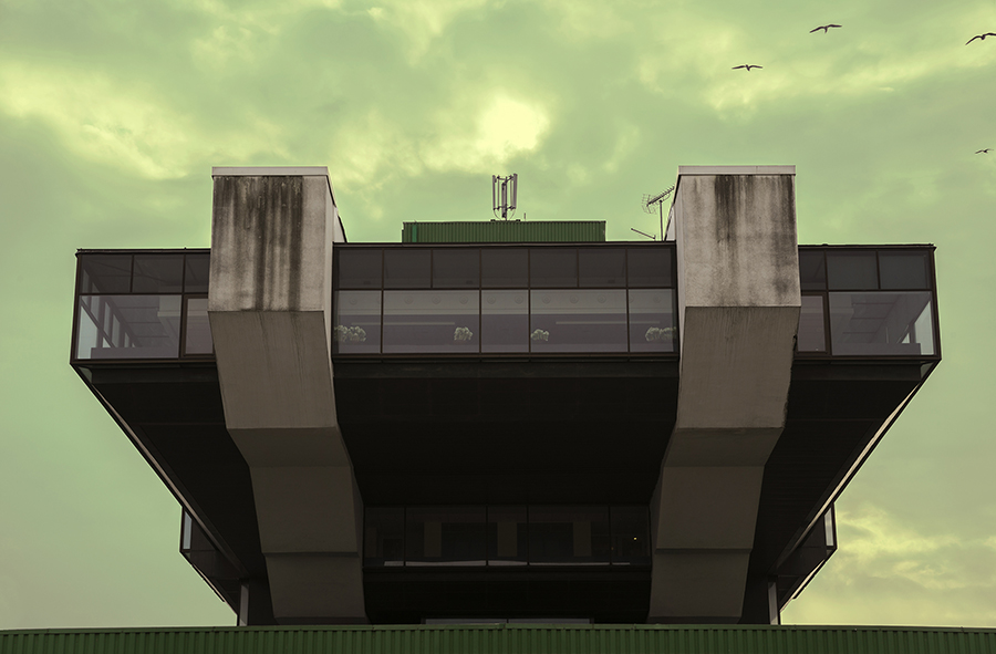 Fotografía Andres Gallardo - Urban Geometry,  JaalProject 5