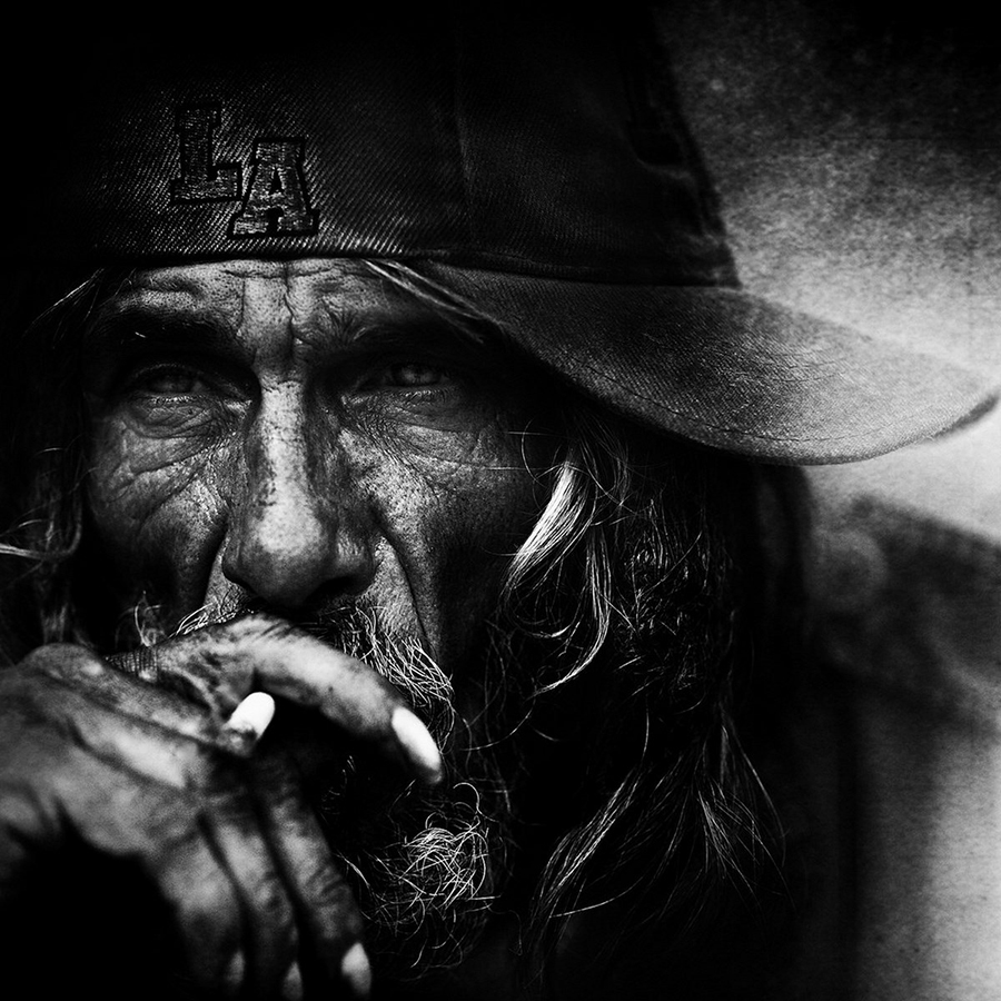 Fotografía - Lee Jeffreis - Homeless 14