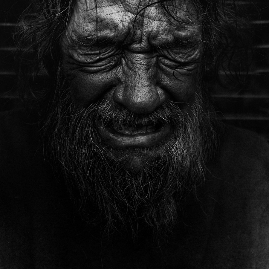 Fotografía - Lee Jeffreis - Homeless 23