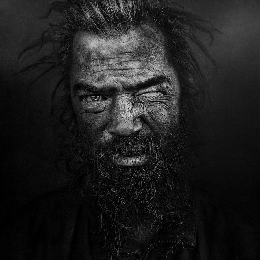 Fotografía - Lee Jeffreis - Homeless 24