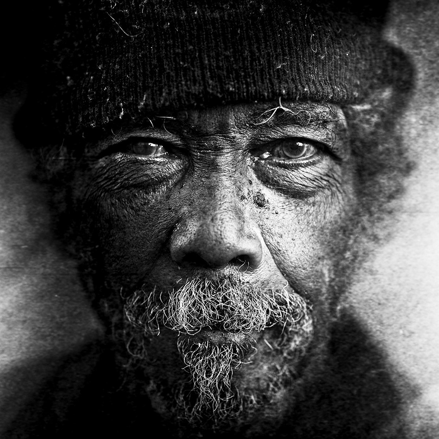 Fotografía - Lee Jeffreis - Homeless 27
