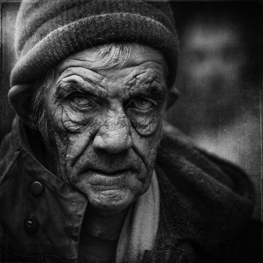 Fotografía - Lee Jeffreis - Homeless 30