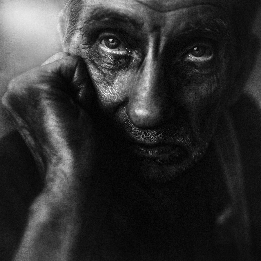 Fotografía - Lee Jeffreis - Homeless 7