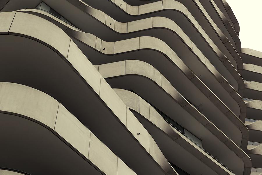 Fotografía Andres Gallardo - Urban Geometry,  JaalProject 13