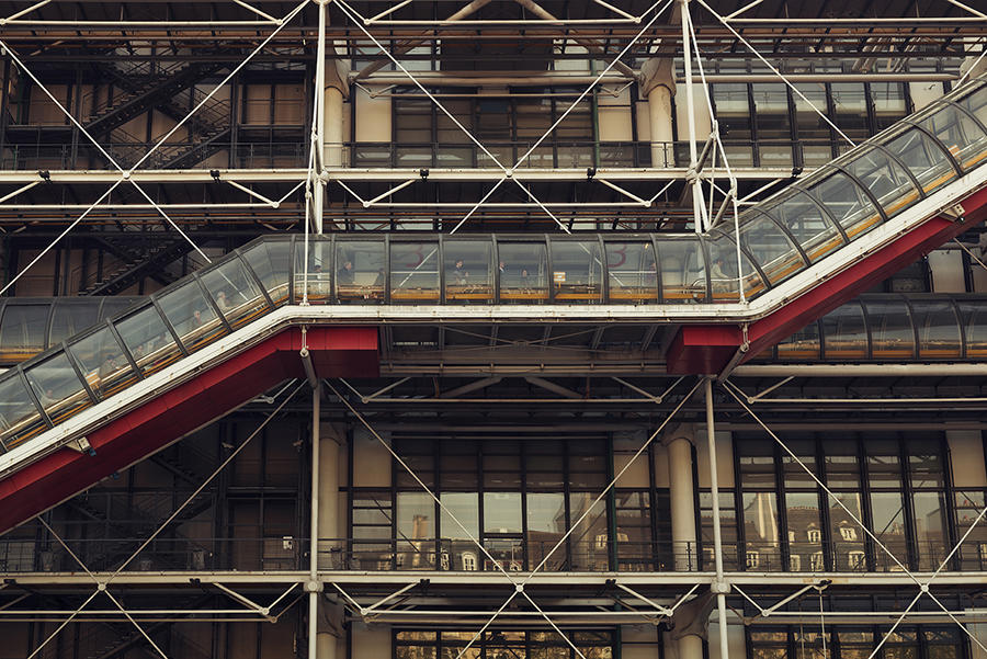 Fotografía Andres Gallardo - Urban Geometry,  JaalProject 8