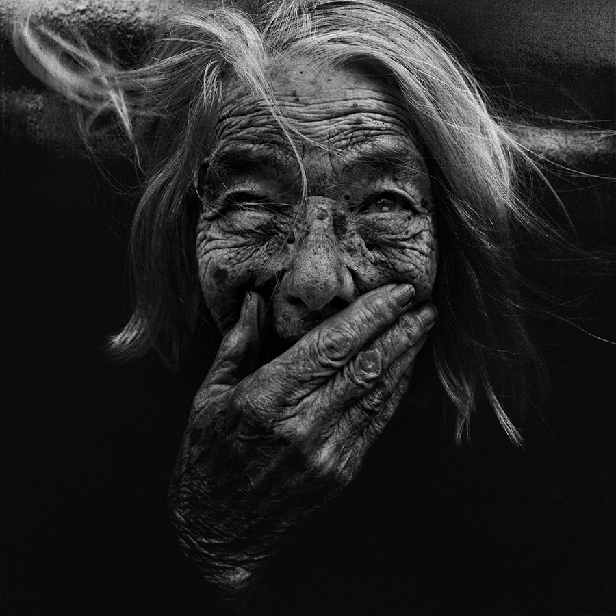 Fotografía - Lee Jeffreis - Homeless 2