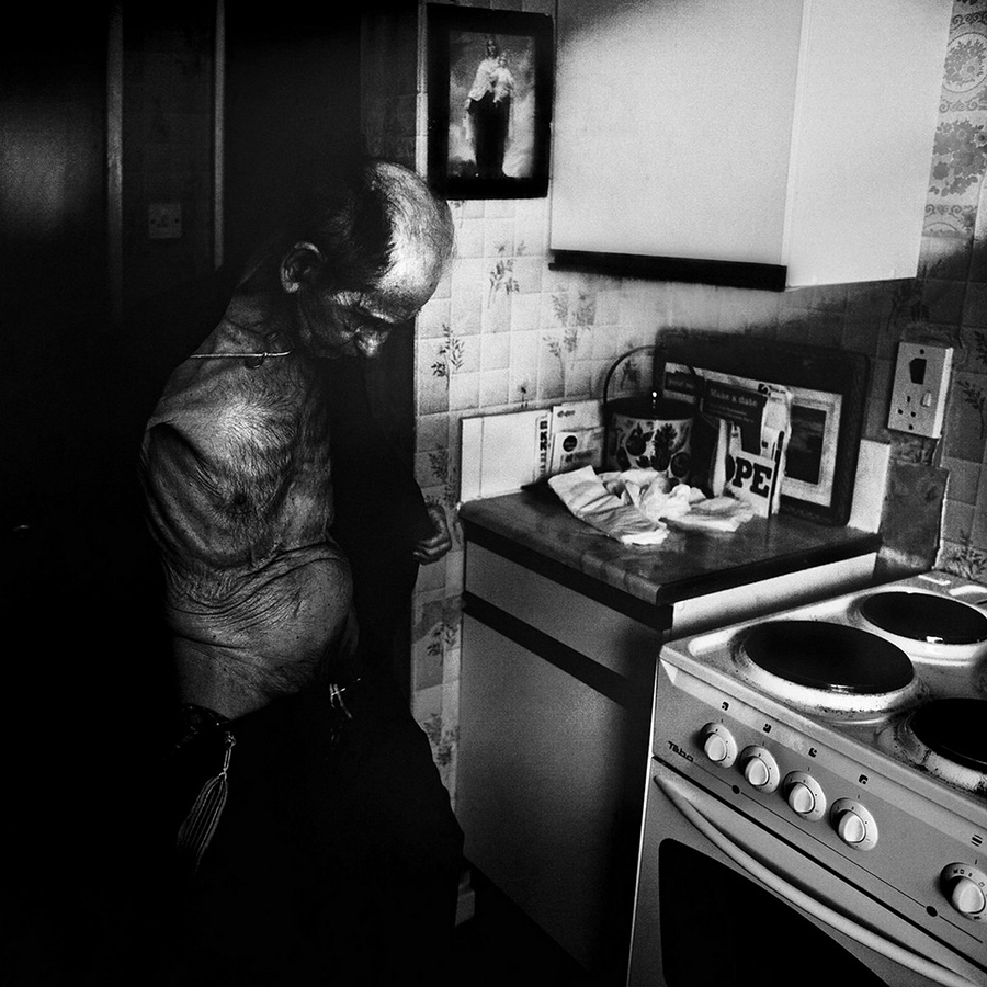 Fotografía - Lee Jeffreis - Homeless 26