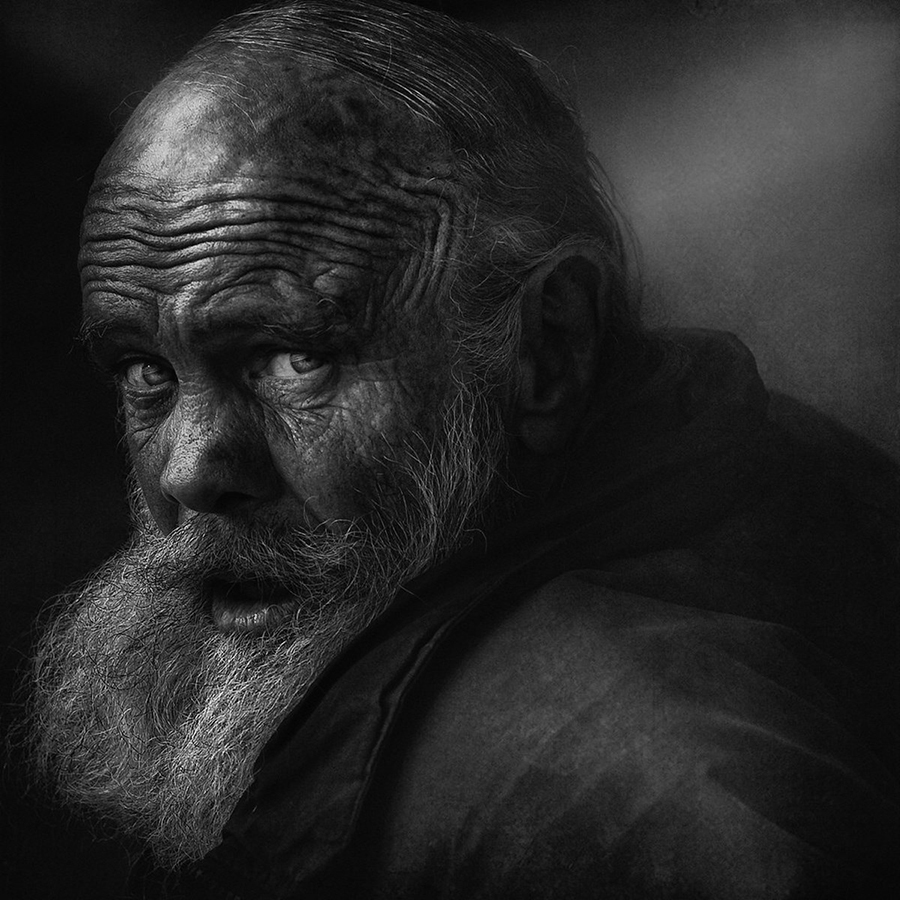 Fotografía - Lee Jeffreis - Homeless 3