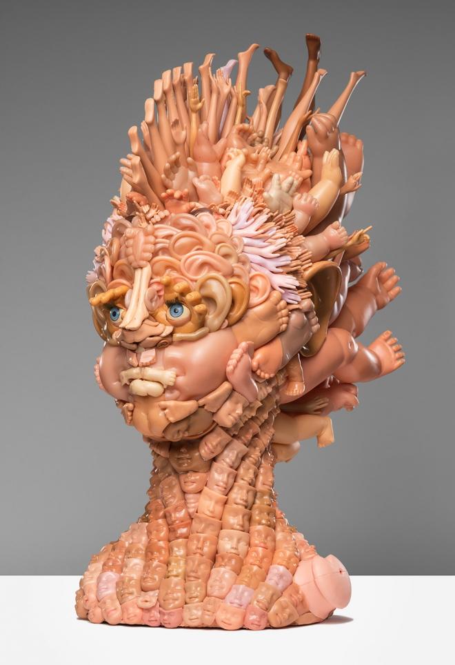 Freya Jobbins - juguetes arte 14