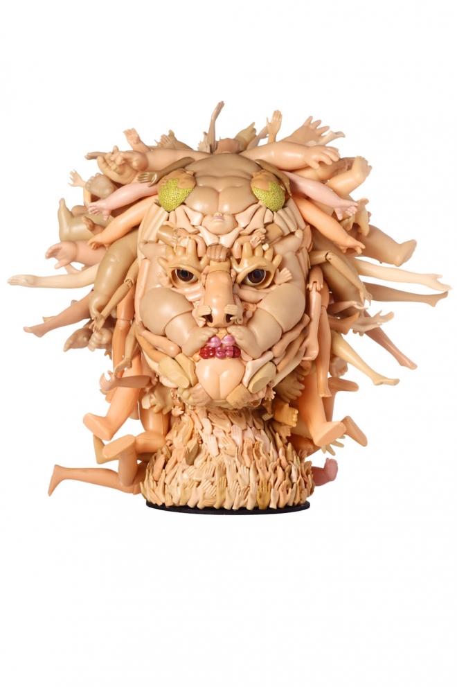 Freya Jobbins - juguetes arte 15