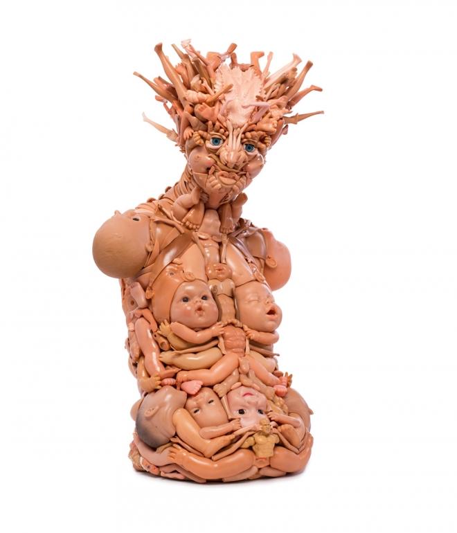 Freya Jobbins - juguetes arte 2