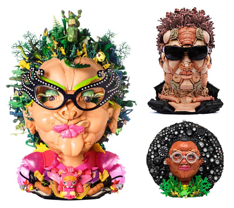 Freya Jobbins - juguetes arte 4