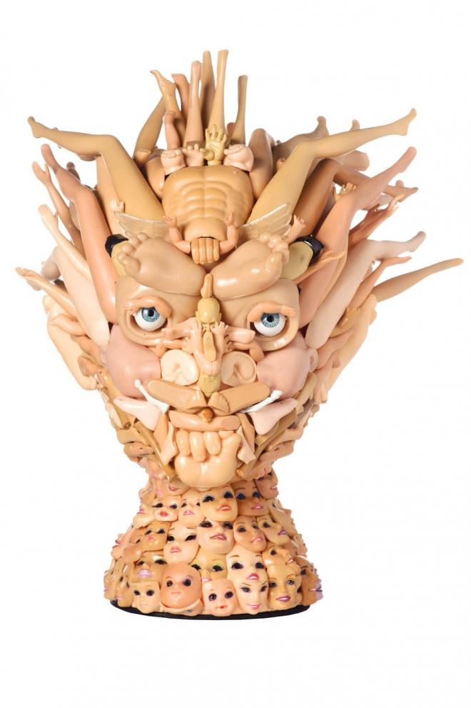 Freya Jobbins - juguetes arte 6