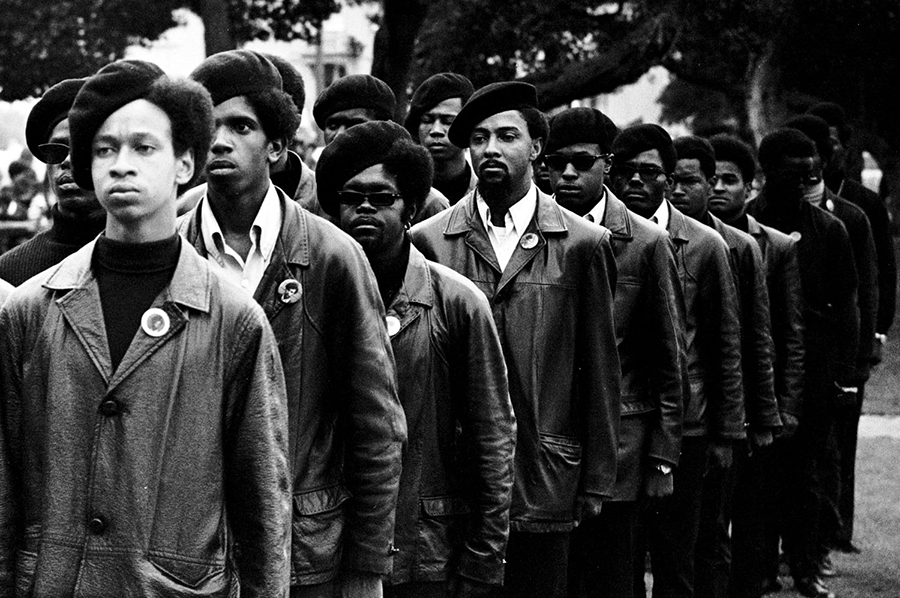 I Feel Good, James Brown - Black Panthers Party