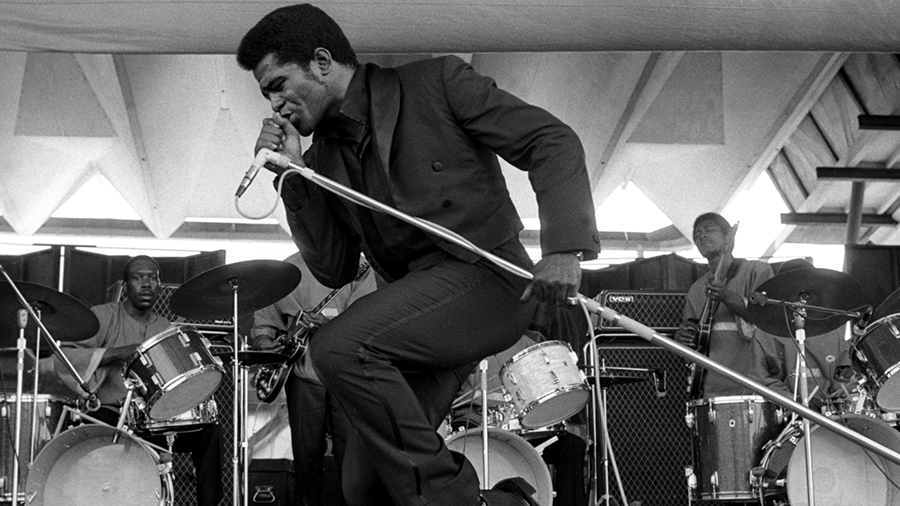 James Brown, I Feel Good, estratega del autoconvencimiento
