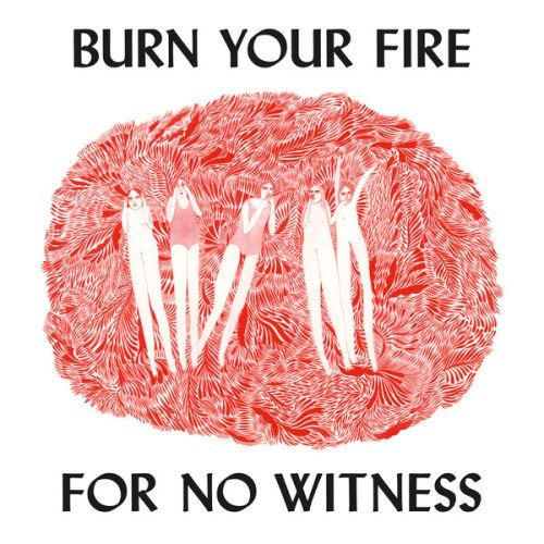 Lista mejores discos 2014 - Angel Olsen - Burn Your Fire For No Witness