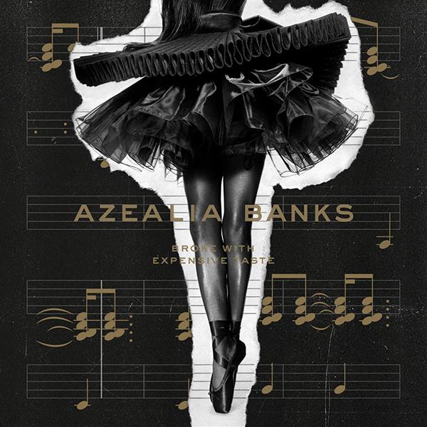 Lista mejores discos 2014 - Azealia Banks -Broke With Expensive Taste