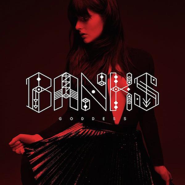 Lista mejores discos 2014 - Banks - Goddess