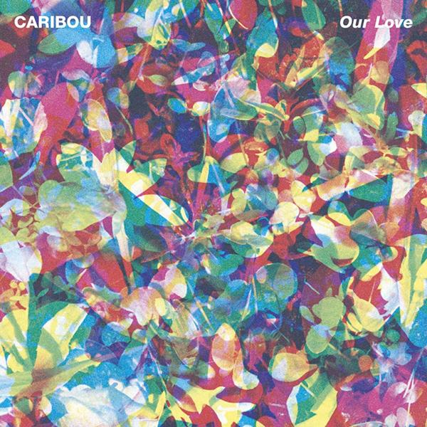 Lista mejores discos 2014 - Caribou - Our love