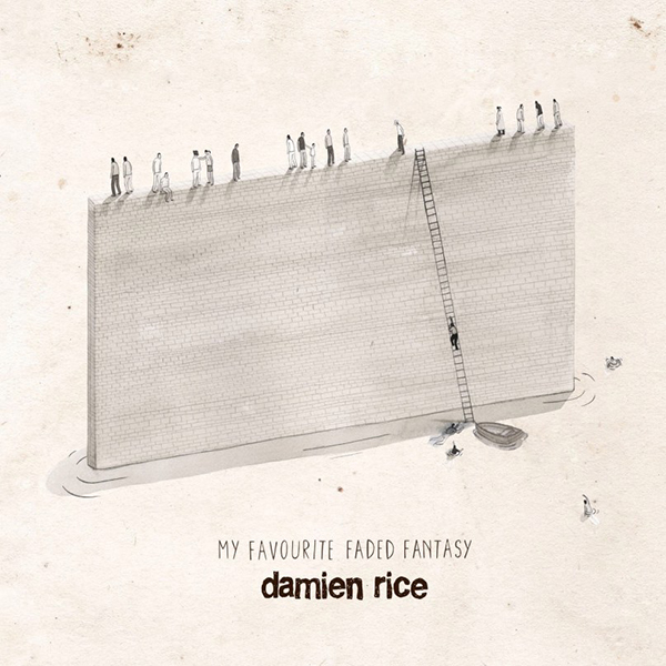 Lista mejores discos 2014 - Damien Rice - My favourite faded fantasy