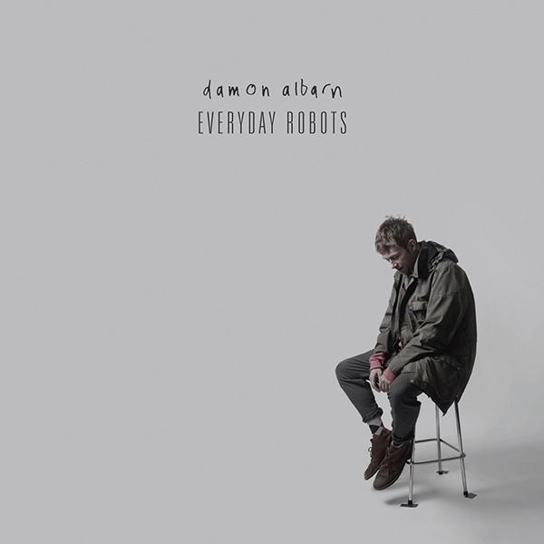 Lista mejores discos 2014 - Damon Albarn - Everyday robots