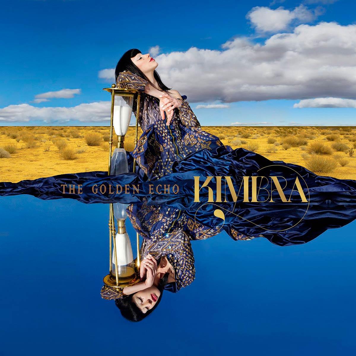 Lista mejores discos 2014 - Kimbra - The Golden Echo