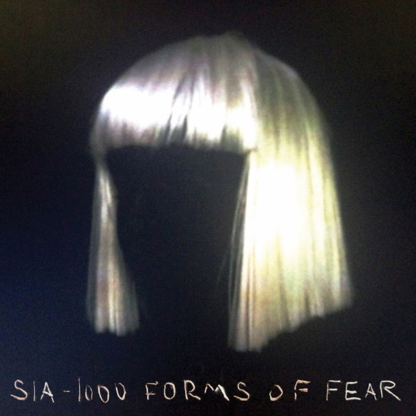 Lista mejores discos 2014 - Sia - 1000 forms of fear