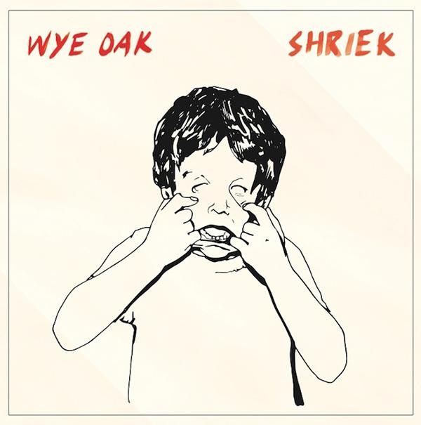 Lista mejores discos 2014 - Wye Oak - Shriek