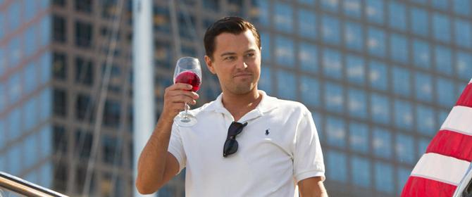 Lista mejores películas 2014, El lobo de Wall Street