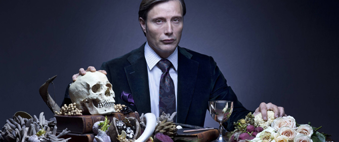 Lista mejores series 2014 - Hannibal