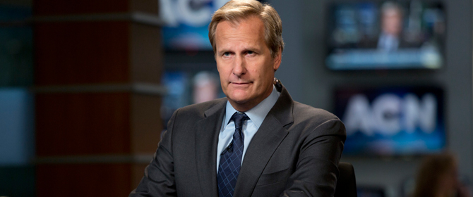 Lista mejores series 2014 - The Newsroom