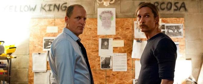 Lista mejores series 2014 - True Detective