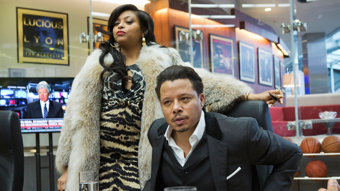 Crítica - Empire, Fox Life - Terrence Howard