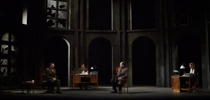 Crítica Prendre Partir - Teatro Goya Barcelona