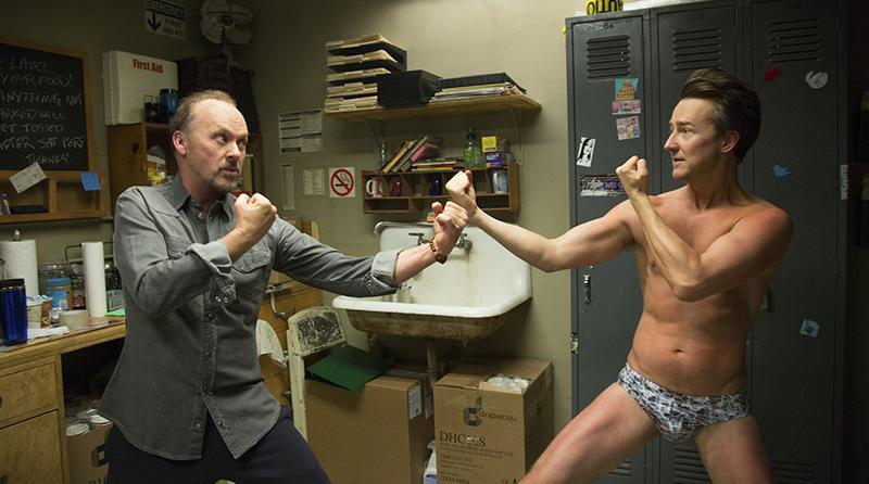 Crítica - Birdman, González-Iñárritu, Keaton vs. Norton