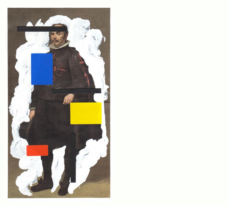 Erre Gálvez - Collage, Algo más que un Velázquez