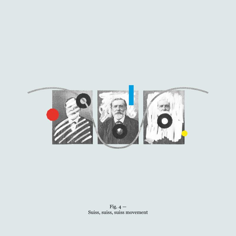 Erre Gálvez - Collage, Etienne Jules Marey 4
