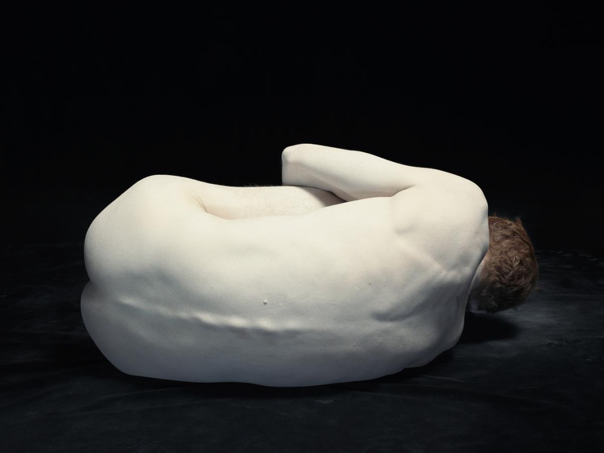Fotografía - Nadav Kander, Inner Condition, desnudo 3